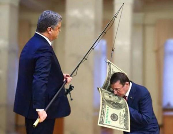 Сытник начинает демонстрировать наступательность НАБУ, но подозрение агентства к Ляшко не выдерживает критики, - Луценко - Цензор.НЕТ 9120