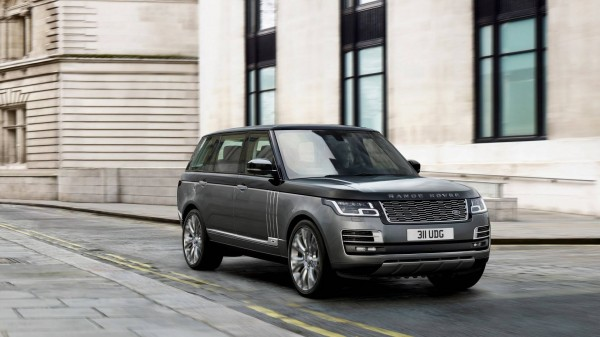 JLR выпустит ещё более роскошный двухдверный Range Rover
