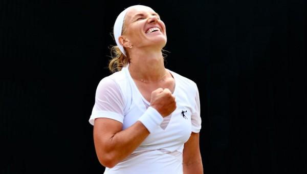 Кузнецова назвала Бушер незаслуженно распиаренной теннисисткой