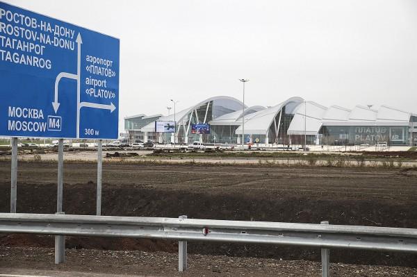 Минтранс установил новые маршруты из Ростова до аэропорта «Платов»