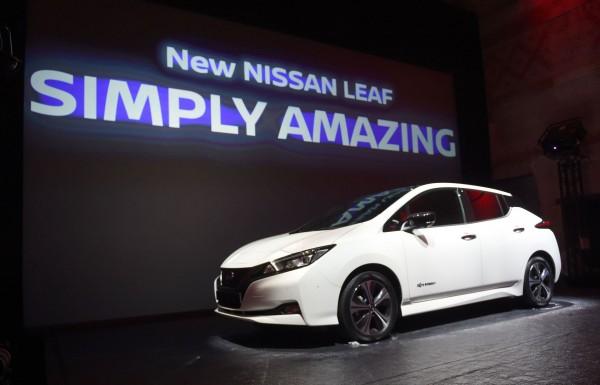 В Соединенных Штатах стартовало производство нового Nissan Leaf