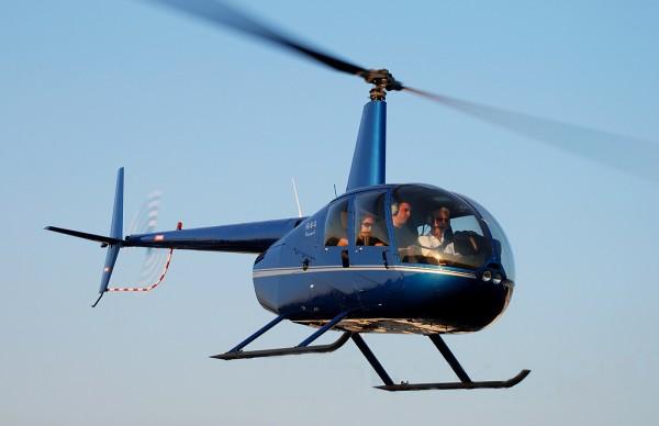 Вертолет Robinson потерпел крушение на Ставрополье