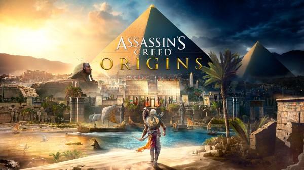 В Assassin's Creed: Origins игроки нашли скрытую интимную сцену с двумя мужчинами