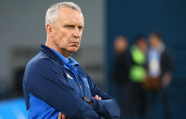 Леонид Кучук покинул пост главного тренера ФК «Ростов»