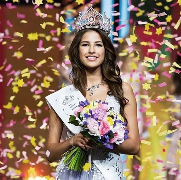 Модель из Уфы станет участницей конкурса «Мисс университет мира - 2017»