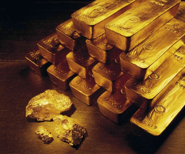 Рынок драгоценных металлов начинает набирать масштабы