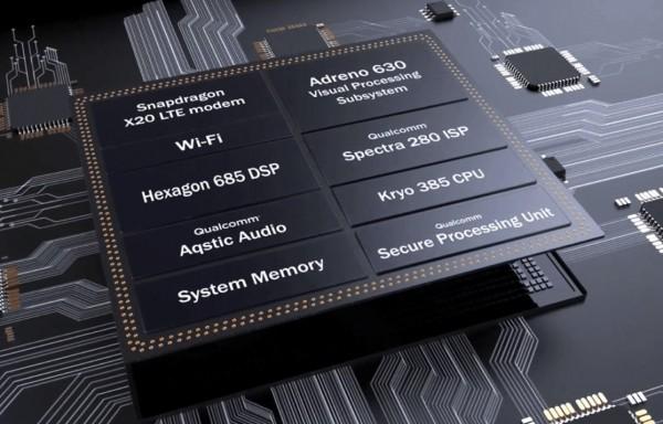 Компания Qualcomm официально анонсировала новый процессор Snapdragon 845