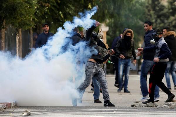 Решение Трампа спровоцировало столкновения на Западном берегу Иордана