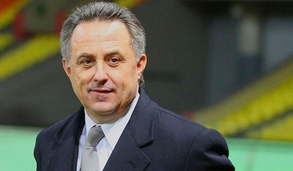 Мутко: Сборная РФ по футболу не получит доплат за игру в ЧМ-2018