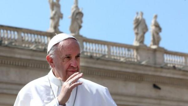 В РПЦ отреагировали на предложение Папы Римского изменить текст молитвы