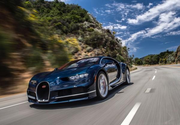 Bugatti отзывает 47 гиперкаров Chiron из-за проблем с креслами