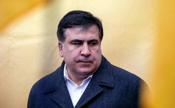 Саакашвили доставили в суд для избрания меры наказания
