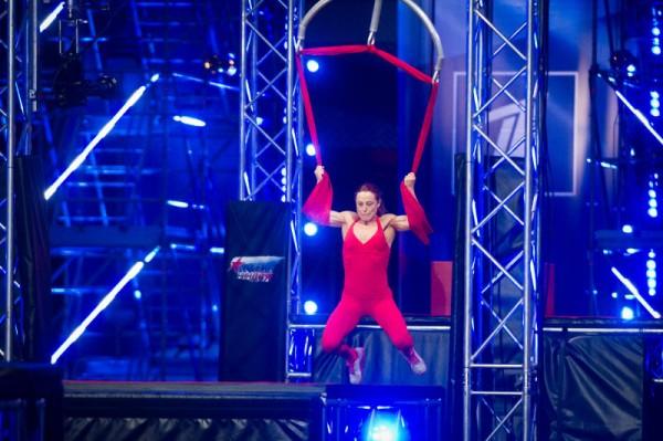 Спортсменка из Барнаула приняла участие в шоу «Русский ниндзя»