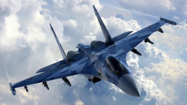 Путина в Египет сопровождали российские истребители