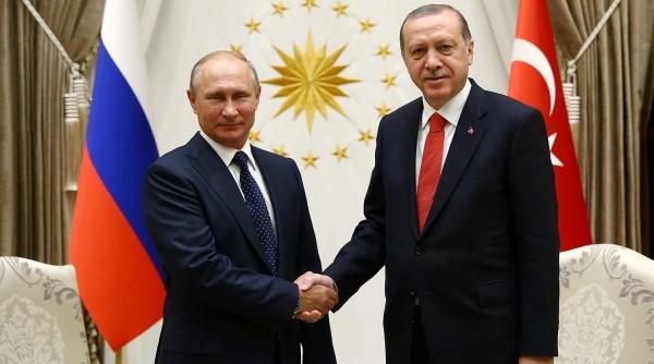 Путин отправился в Анкару с деловым визитом к Эрдогану