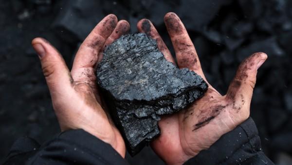 В Украине сокращена добыча угля