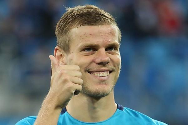 Промах года: Кокорин не забил с метра в матче с «Ахматом»