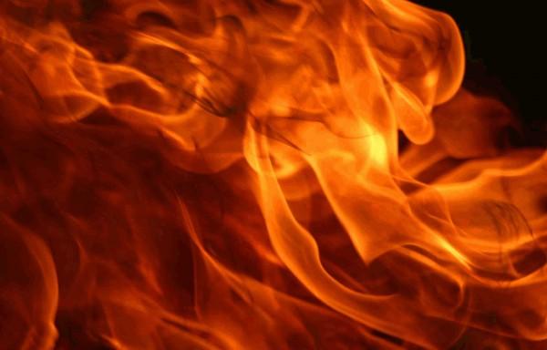День рождения в Иране закончился возгоранием именинницы