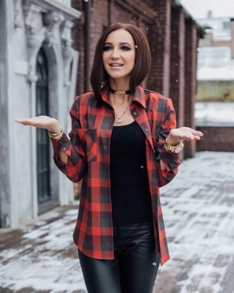 Ольга Бузова назло Дмитрию Тарасову стала фанаткой «Спартака»