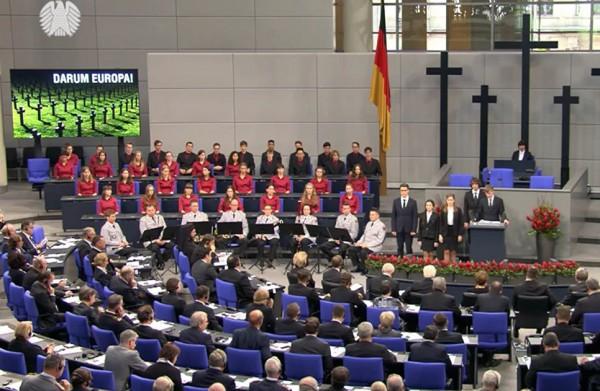 Текст выступления Коли из Нового Уренгоя написали в Бундестаге