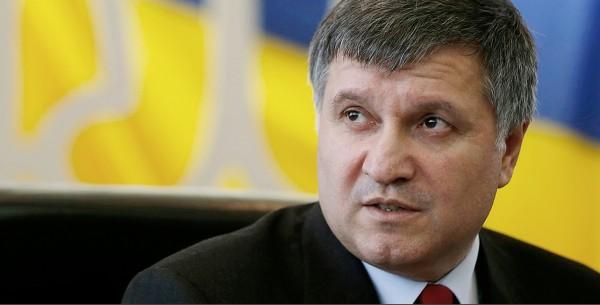 Аваков обещает порядок на рассмотрении апелляции дела Саакашвили