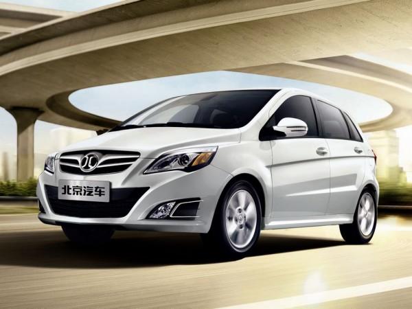 Китайская компания BAIC прекратит выпуск авто с ДВС к 2025 году