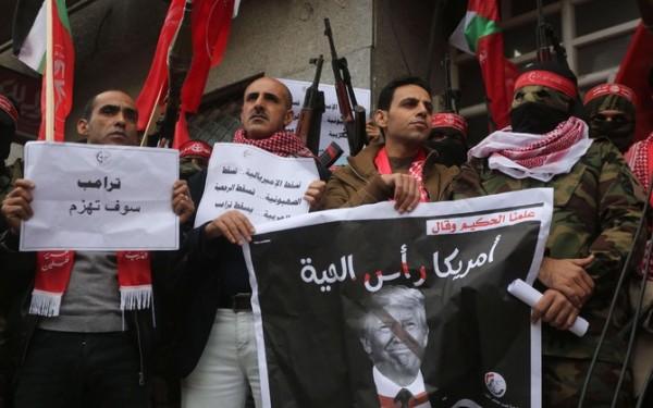 ХАМАС объявил о начале третьей интифады