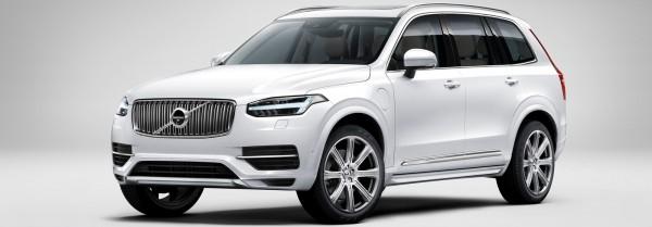 Volvo нарастила ноябрьские продажи в РФ на 3,5%