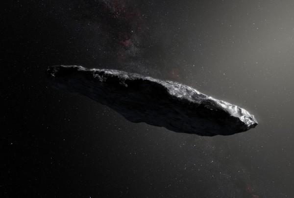Учёные не обнаружили инопланетян на сигарообразном астероиде