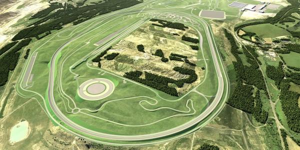 BMW построит в Чехии полигон для тестов электрокаров и беспилотников