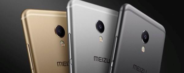 Meizu MX6 возглавил ТОП-5 смартфонов бренда в 2017 году