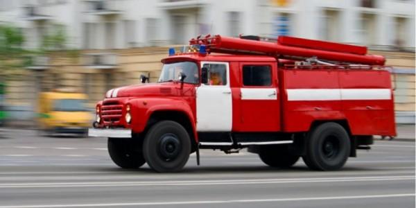 Пожар на балконе в Ульяновске тушили 11 человек
