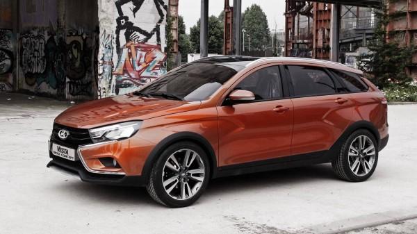 На заводе LADA в Ижевске выпущен 5-миллионный автомобиль