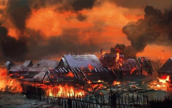 Под Нижним Новгородом заживо сгорел 59-летний мужчина