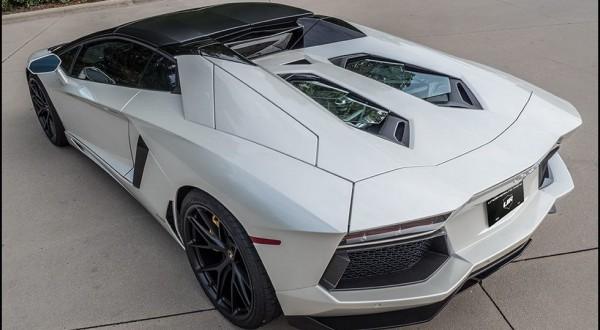 Тюнеры увеличили мощность суперкара Lamborghini Aventador до 1500 л.с.