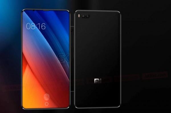 Появились изображения потрясающего флагмана Xiaomi Mi 7