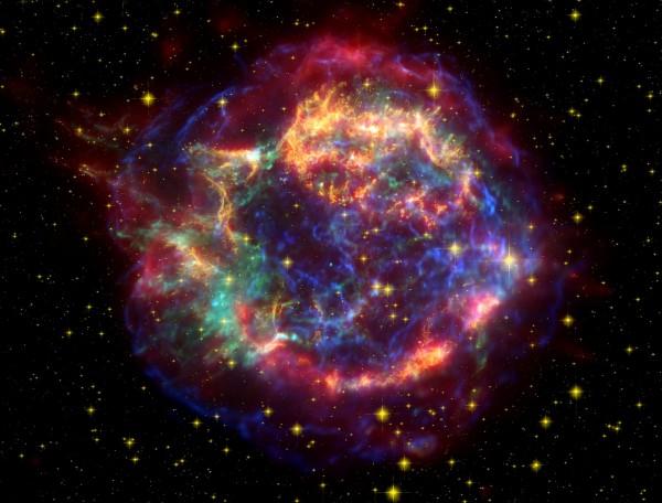 Учёные: На формирование галактик влияют квазарные ветры