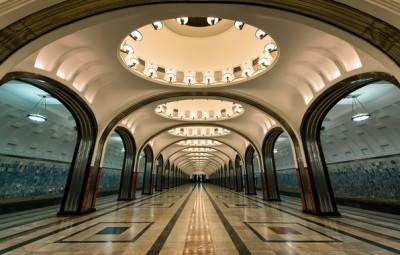 Поезд «Наука будущего» начнет курсировать в московском метро