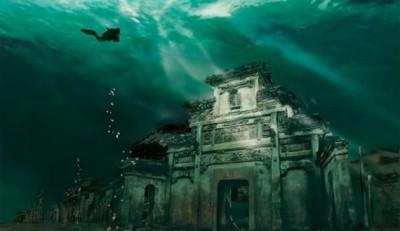 В Японии обнаружили город внеземного разума