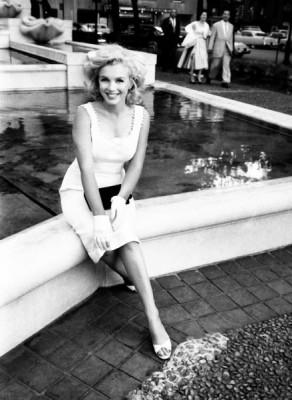 Откровенные редкие фото Мэрилин Монро показали в Париже