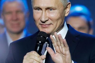 Путин назвал свои основные задачи на посту президента