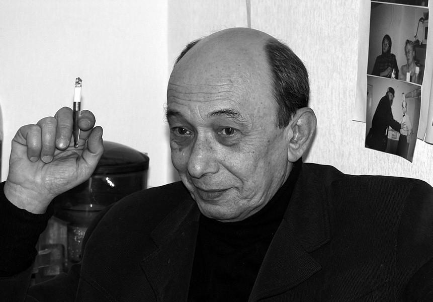 Ушел из жизни театровед Юрий Барбой