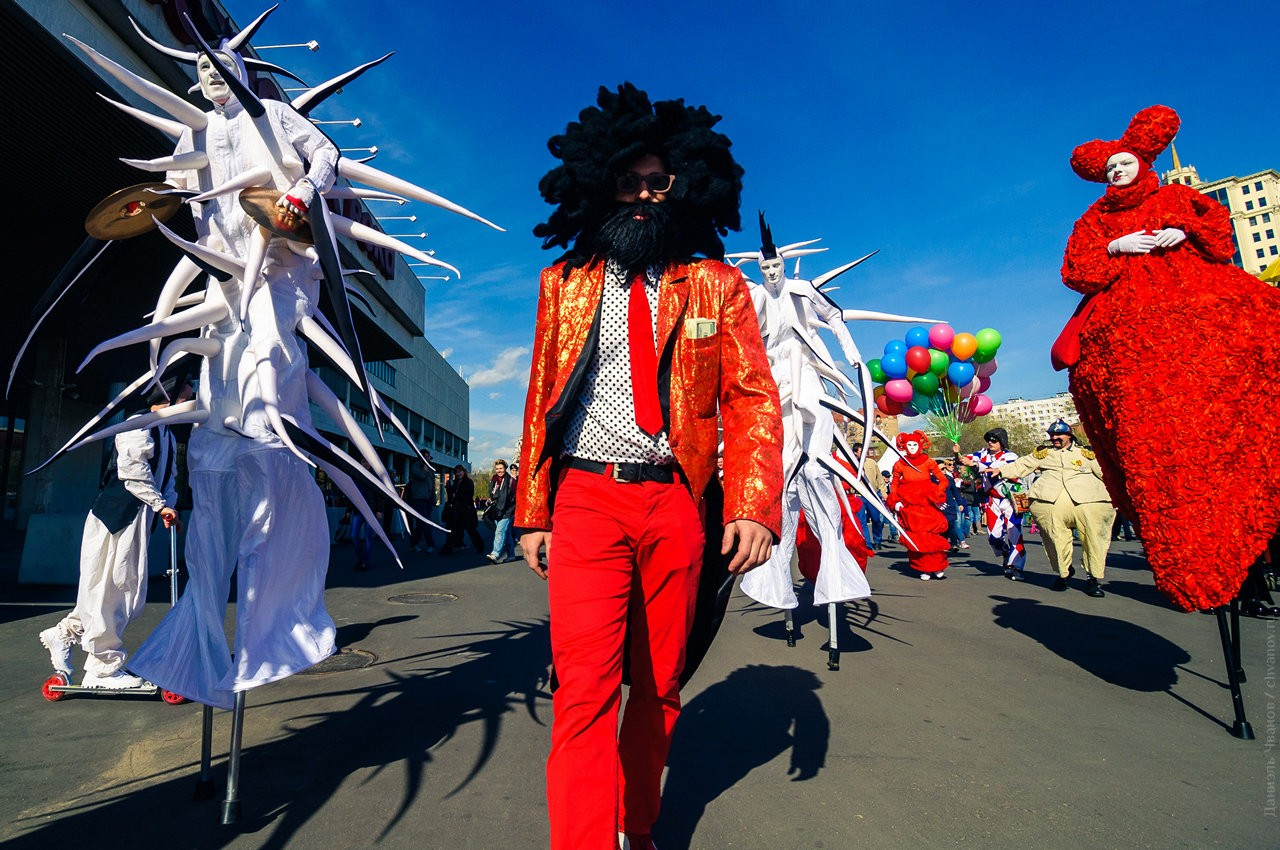 Собянин: Фестивали пополняют бюджет столицы  приблизительно  на60 млрд руб.