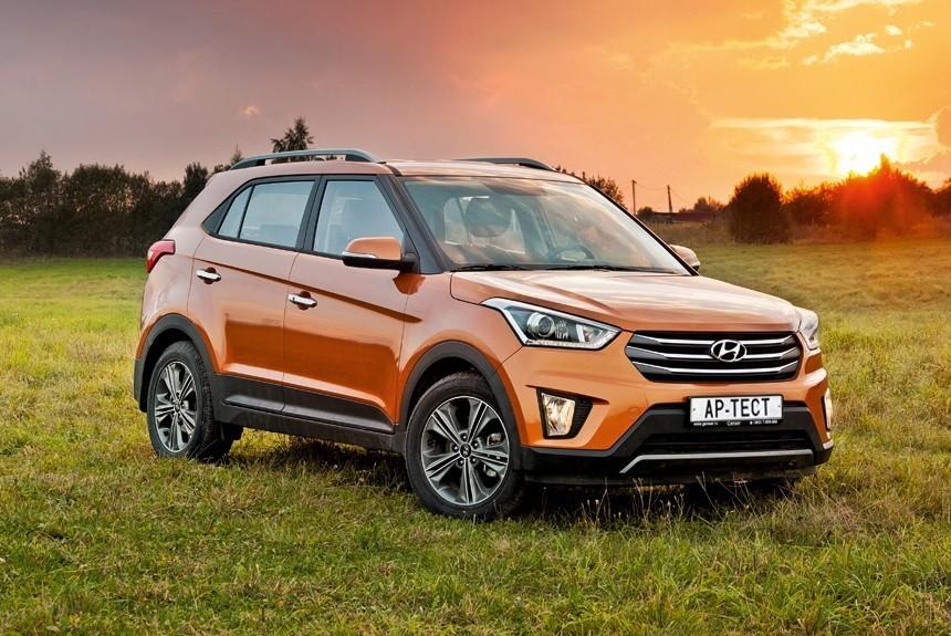 Автомобили SUV поставили рекорд на российском рынке
