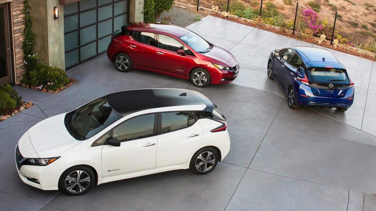 Стали известны европейские цены на новый Nissan Leaf