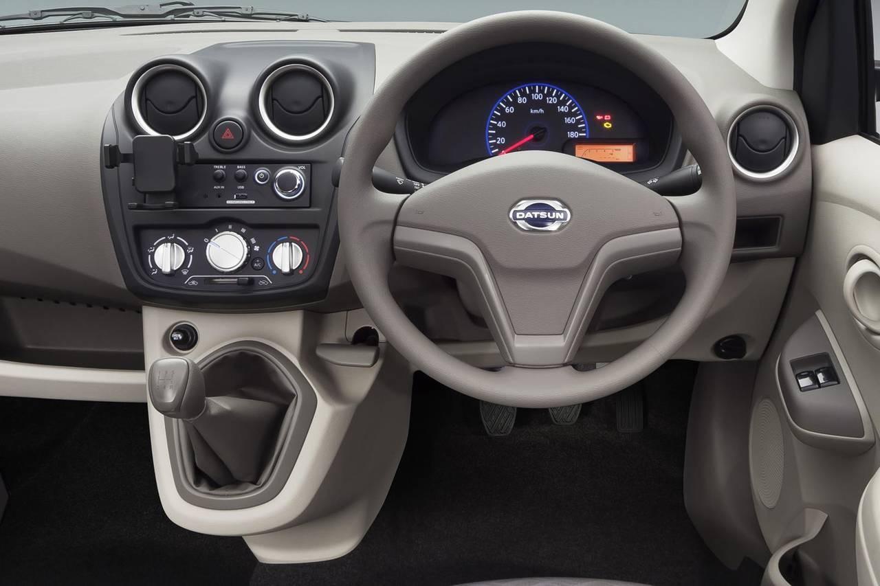 Размещен 1-ый тизер нового серийного кроссовера Datsun Cross