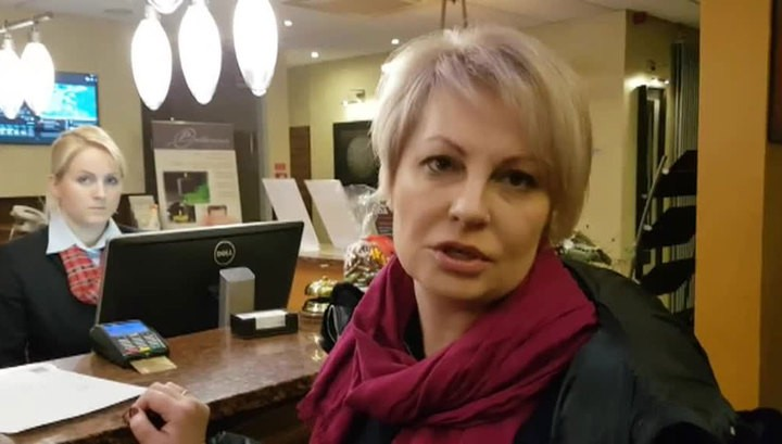 Журналистка Ольга Курлаева рассказала овыдворении изЛатвии