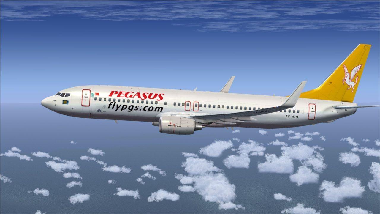 Pegasus прекращает полеты изНижнего Новгорода вСтамбул