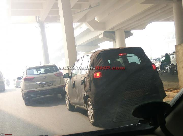 В Интернете появились снимки нового хэтчбека Hyundai
