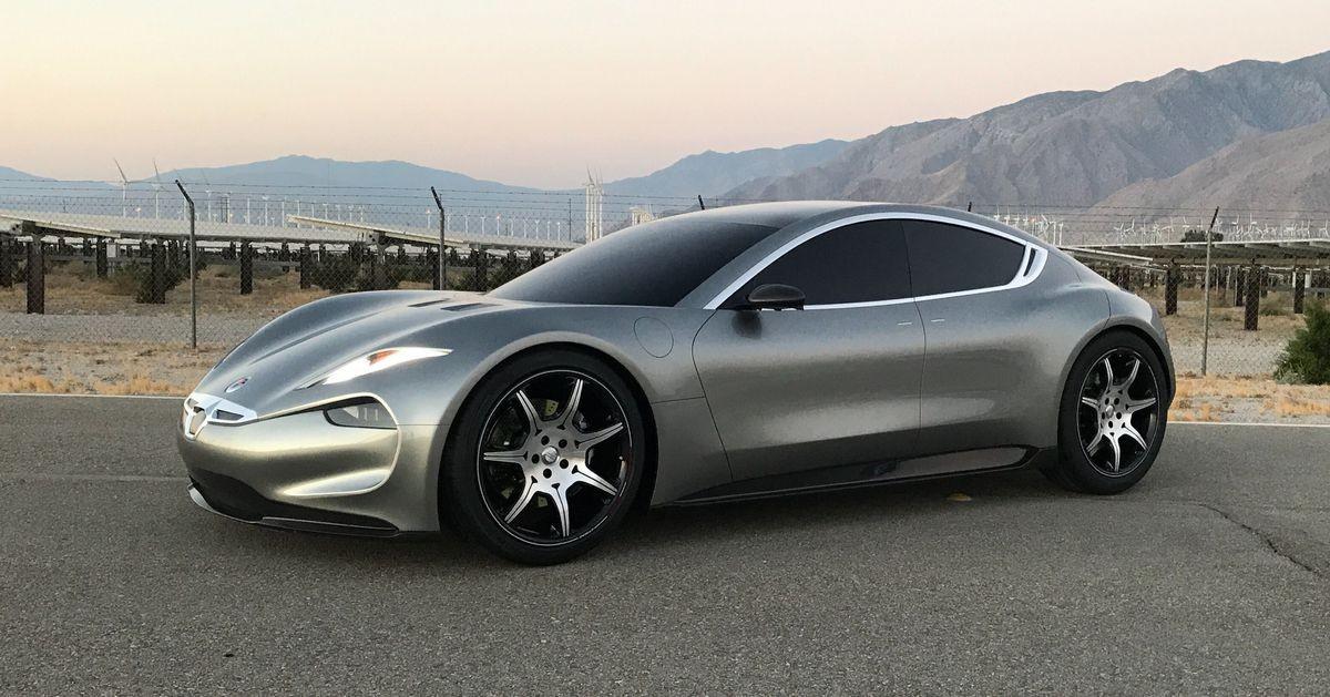 Fisker представит вЛас-Вегасе наCES-2018 электромобиль Emotion